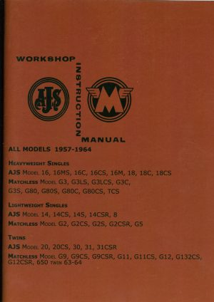 AJS Matchless Manual 1957-64