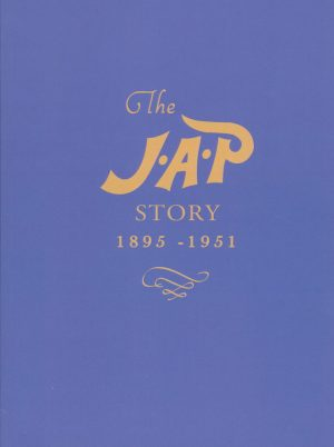 JAP Engines Story