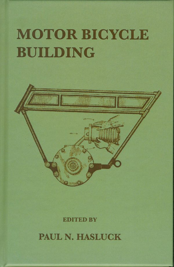 Motor Bicycle Building 1906 Book