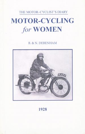 Motorcycling for Women 1928