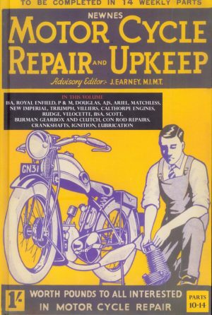 Motorcycle Repair and Upkeep Vol 3