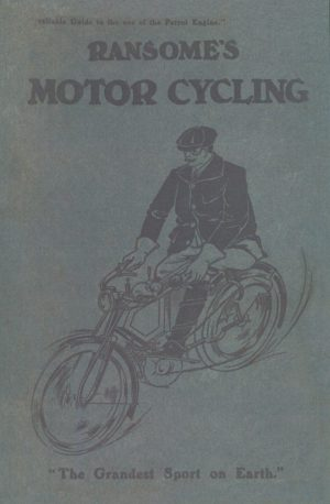 Ransome's Motor Cycling 1908