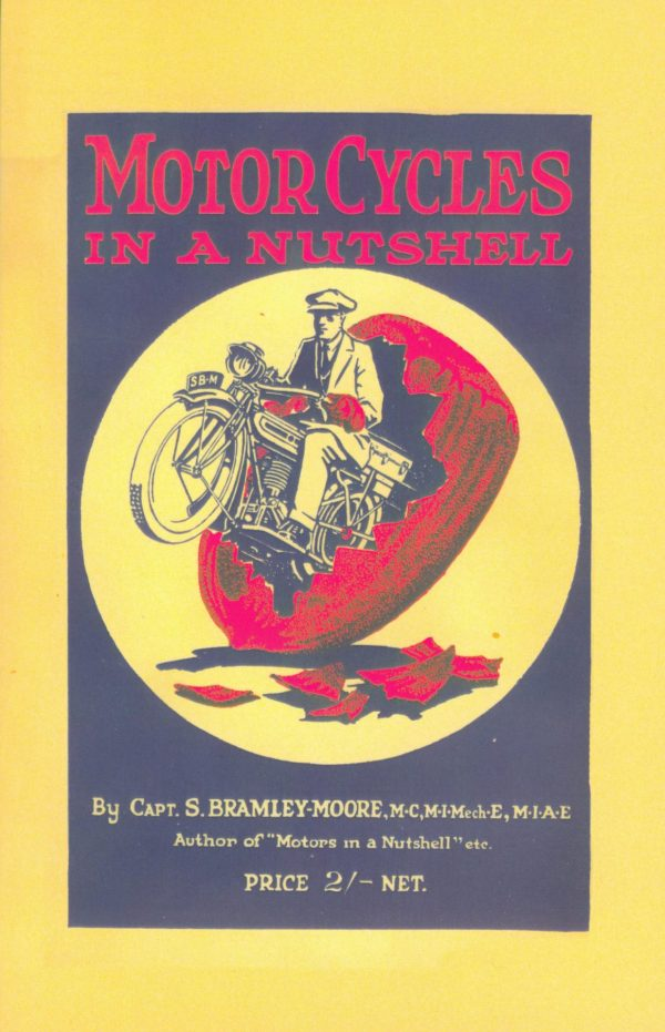 Motorcycles in a nutshell book 1923