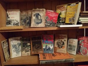 Classic Motorcycle Manuals & Books