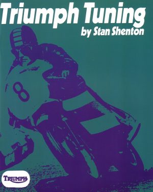 Triumph Tuning Stan Shenton Book