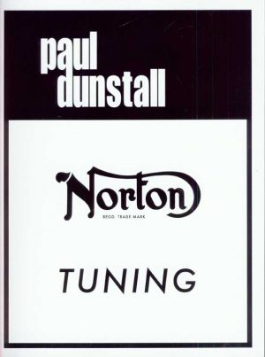Norton Tuning Dunstall Book