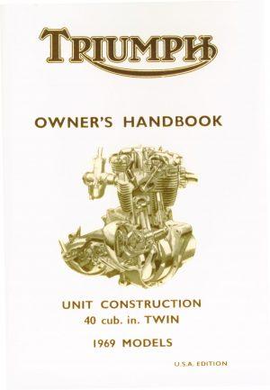 Triumph Owner's Handbooks