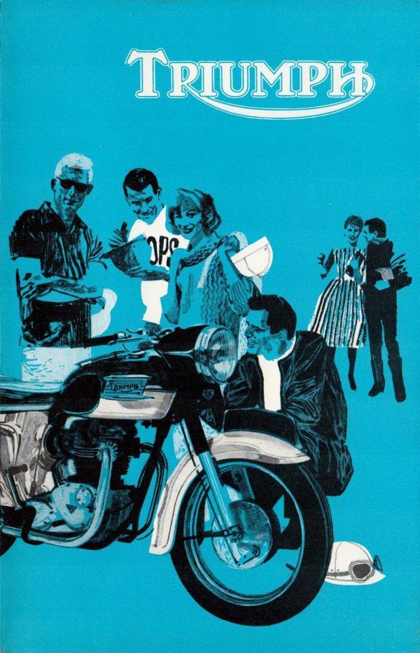 Triumph Brochure 1963 Models