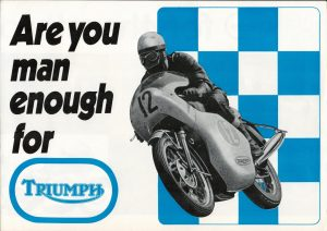 Triumph Motorcycle Brochure for 1970 Models
