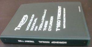 Triumph Workshop Manual T160 Trident