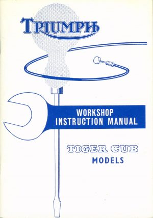 Includes lists of Specifications, Wiring Diagrams, Exploded Views of Forks, Engine. Information on Electrics, Clutch, Gearbox, Engine, Forks, Carburetter, fault finding, Lubrication etc etc.