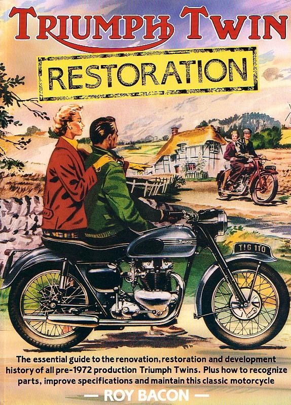 Triumph Twin Restoration Book