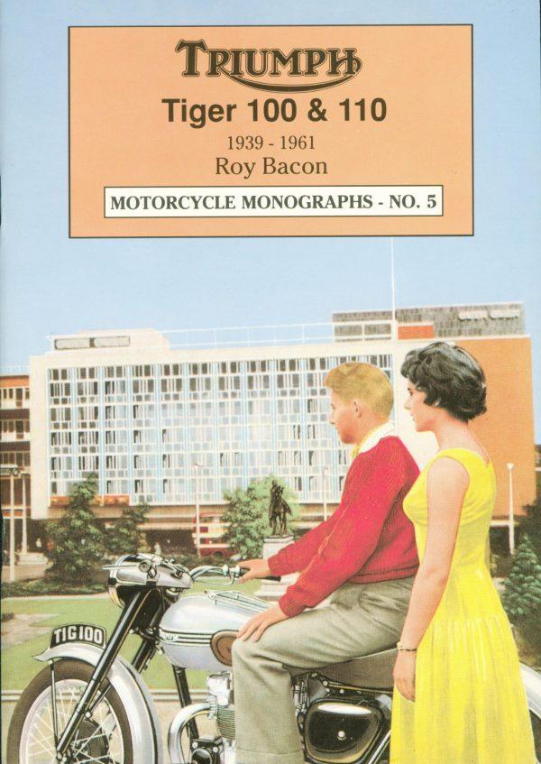 Triumph Tiger 100 110 monograph 5