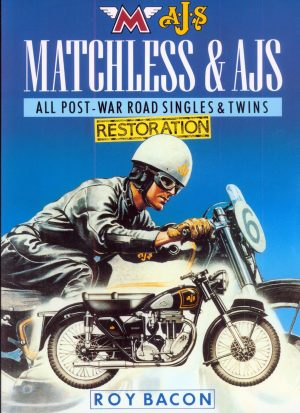 Matchless AJS Restoration Book