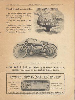ROC Motorcycle